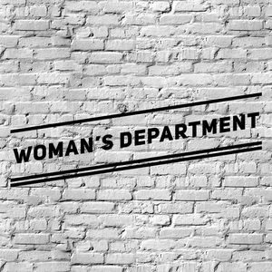 Woman's department